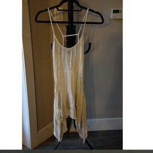 Intimately Free People embroidered slip/dress
